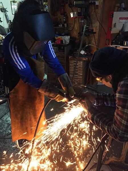 Blacksmith 1
