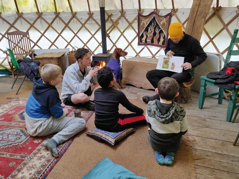 Yurt Reading